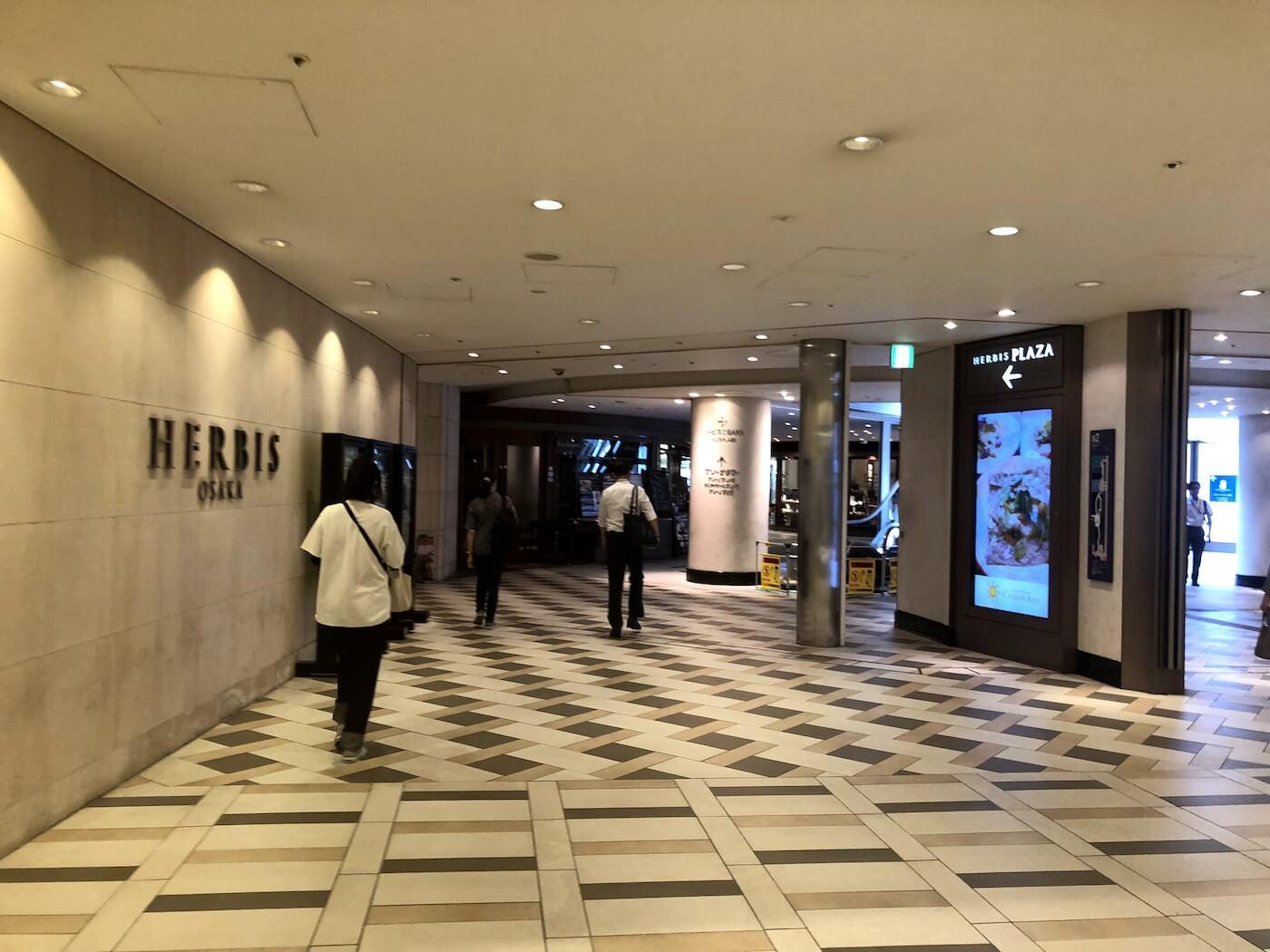 大阪駅からFLALUクリニック20