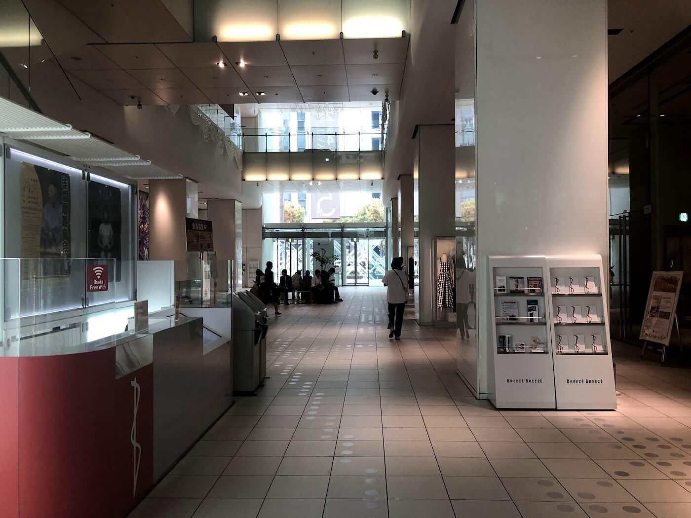 大阪駅からFLALUクリニック26